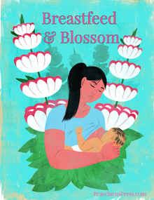 Free downloadable poster-Blossom
