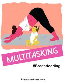 Free downloadable poster-Multitasking