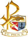 2012 Saint Pius X Athletics - Volleyball: ST MICHAELS vs ST PIUS X