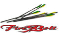 Excalibur Fire Bolt Carbon Arrow 6-Pack