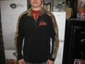 Into the Wild Quarter Zip Sweater