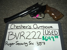 Ruger Security Six, Used condition