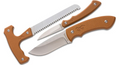 Browning Primal 3 Piece Knife and Saw Set