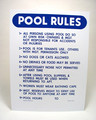 COMMERCIAL POOL RULES