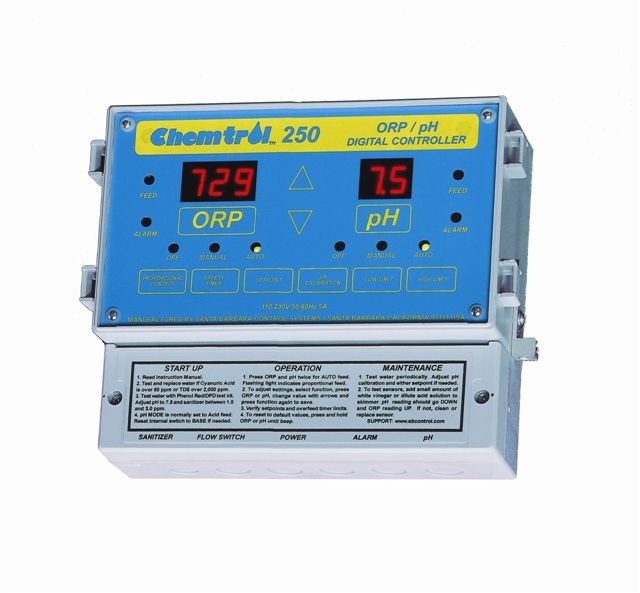chemtrol 250 orp digital controller chem serv commercial pool productsChemtrol Co2 Ph Control #16