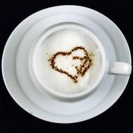 Cappuccino Dredger Stencils Cocoa Powder Free Shipping