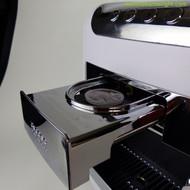 Espresso Point Capsule Machine Ascaso Kap Tronic Steam White