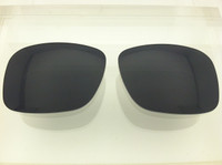 Custom Oakley Holbrook Black Non-Polarized Lenses
