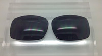 Custom VZ Clutch  Black Polarized Lenses (lenses are sold in pairs)