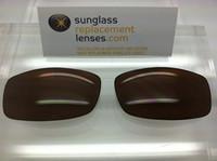 Custom Made Spy Hielo Brown Polarized Lenses
