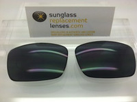 Kubrik - Black Lens - Polarized (lenses are sold in pairs)