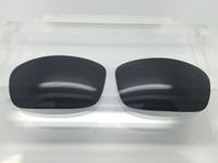 Custom Arnette Rage XL 4077 Black / Grey Lens Polarized Lenses