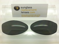 Arnette Swinger 250 (non-raised logo only)  Custom Black Lens Polarized Lenses (lenses are sold in pairs)