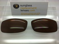 Arnette Fullhouse 4079 Custom Brown Lens Polarized Lenses