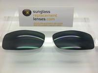 Arnette Fullhouse XL 4132 Custom Black Lens Polarized Lenses