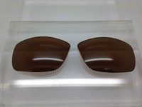 Custom Arnette Cheat Sheet 4166 Brown Non-Polarized Lenses (lenses are sold in pairs)