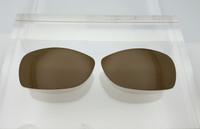 Custom Arnette Swing Plate 4160 Brown Non-Polarized Lenses (lenses are sold in pairs)