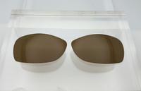 Custom Arnette Swing Plate 4160 Brown Polarized Lenses (lenses are sold in pairs)