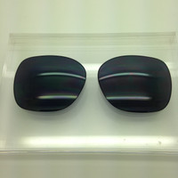 Beckon - Black Lens - Polarized (lenses are sold in pairs)