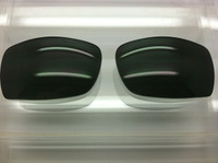 Custom Oakley Script  Black Polarized Lenses