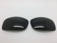 "Straight Jacket ""New"" - Black Lens - Polarized (lenses are sold in pairs)"