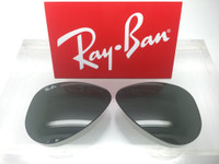 Rayban 3044 Small Aviator Authentic G-15 Green Lenses SIZE 52