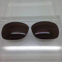 Prada SPR 07G Compatible Brown Polarized Lenses (lenses are sold in pairs)