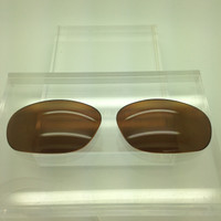 Costa Del Mar - Brine aftermarket custom lens - Brown/Amber Lens - Polarized wtih backside AR Coating (lenses are sold in pairs)