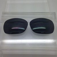 Custom Oakley Drizzle Black Polarized Lenses (lenses are sold in pairs)