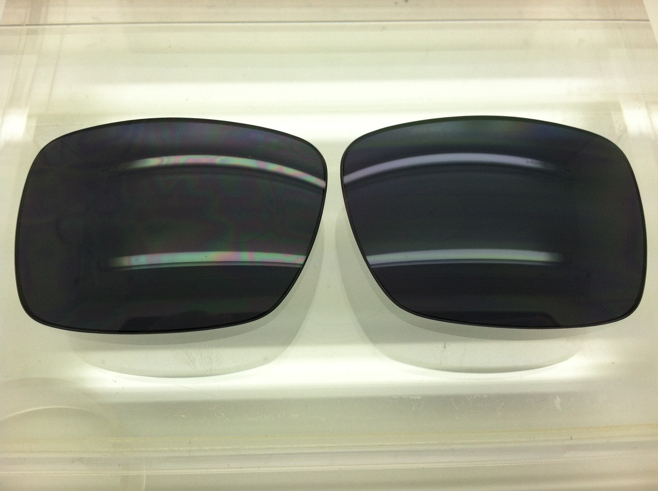 d53a1780b9 ... Rayban 4165 Custom Black Non-Polarized Lenses SIZE 54 (lenses are sold  in pairs). Image 1. Loading zoom