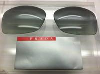 Prada Sport Authentic SPS 54i Grey Gradient Lens Pair