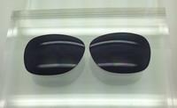 Custom Rayban RB 2132 New Wayfarer SIZE 52 Black Polarized Lenses