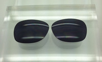 Custom Rayban RB 2132 New Wayfarer SIZE 55  Black Non-Polarized Lenses