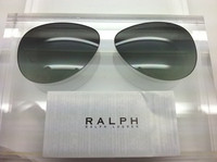 Ralph 4004 Authentic Grey Gradient Lens Pair