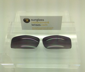 dab53e152f ... Versace 2021 - Custom Grey Gradient - Non polarized (lenses are sold in  pairs). Image 1. Loading zoom