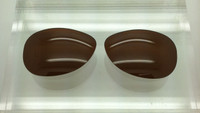 Oakley Restless Custom Brown Non-Polarized Lenses (lenses are sold in pairs)