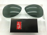 Authentic Rayban RB 3293 & 3386 Green Lenses Size 67