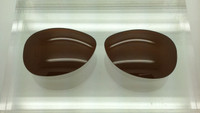 Oakley Restless Custom Brown Polarized Lenses (lenses are sold in pairs)