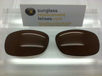 Custom Kaenon Rhino Brown Polarized Lens Pair  (All lenses are sold in pairs)