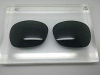 Custom Black Non Polarized Lens Pair SENDING IN FRAMES