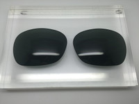 Custom Black Polarized Lens Pair SENDING IN FRAMES