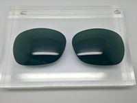 Custom Green/Grey Non-Polarized Lens Pair SENDING IN FRAMES