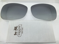 Authentic Coach HC 8016 Grey Gradient Lenses Non-Polar