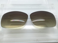 Prada Sport SPS 54i Custom Brown Gradient Non-Polarized Lenses