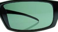 Custom Green/Grey Polarized Lens Pair SENDING IN FRAMES INTERNATIONAL