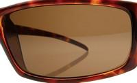 Custom Brown Non-Polarized Lens Pair SENDING IN FRAMES  INTERNATIONAL