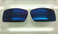 Oakley Gascan Custom Blue Mirror Non-Polarized Lenses (lenses are sold in pairs)