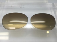 Authentic DKNY 4083 Brown Gradient Lenses Non-Polarized