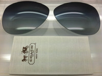 Authentic Coach Kristina HC 7003 Grey Gradient Lenses Polarized