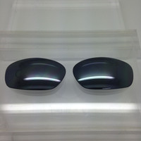 RB3190 Custom Compatible Lens - Grey with Silver reflective coating-non polarized (lenses are sold in pairs)